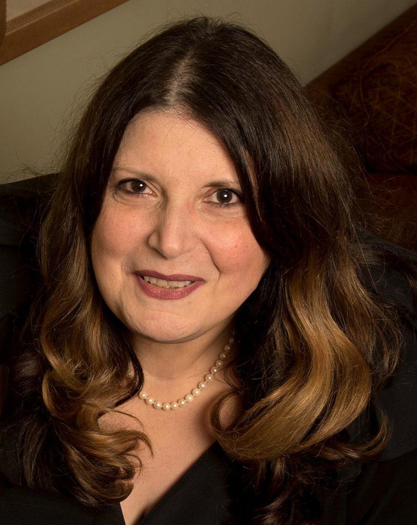Head shot of Helene Broitman Managing Director